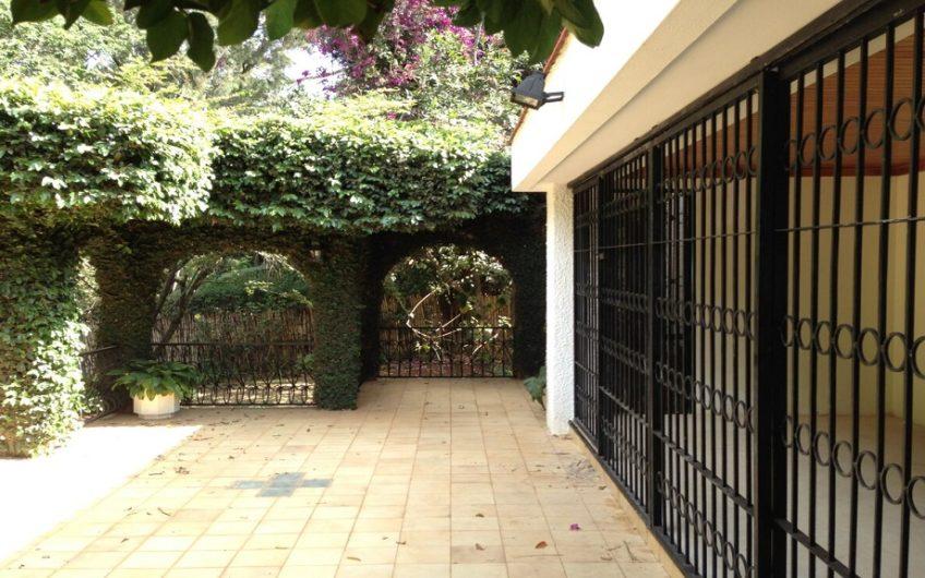 Ambassadorial House